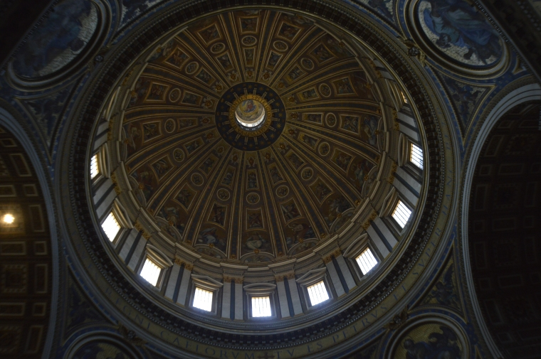 Michaelangelo dome