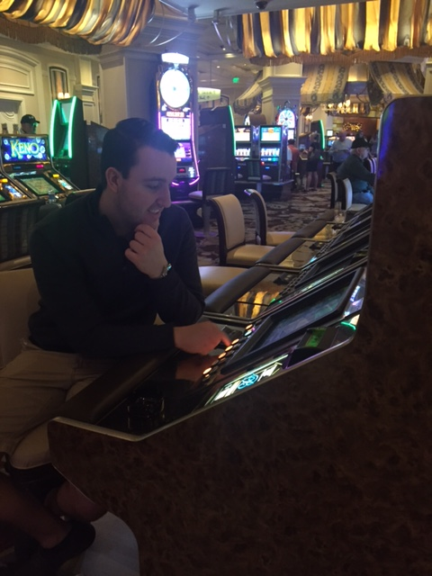 alex gambling