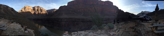 canyon panoramic