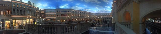 inside venetian