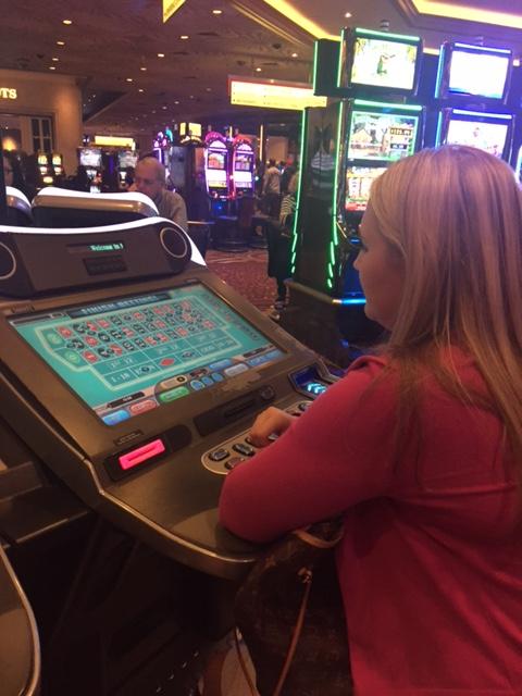 meg gambling