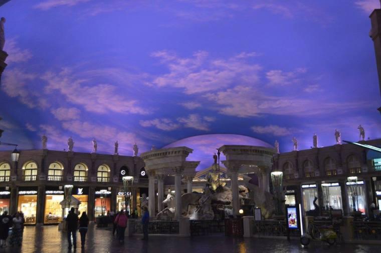 roman forum shops