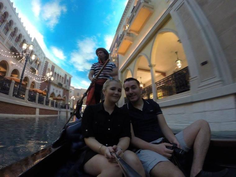venetian - gondola 1